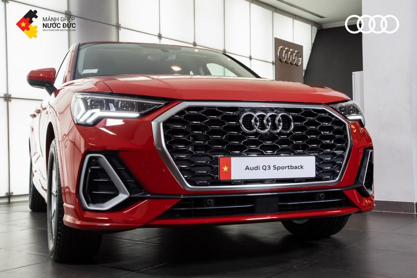"""Audi Q3 Sportback giành danh hiệu """"Autonis"""" cho hạng mục SUV nhỏ gọn 2020-4"""