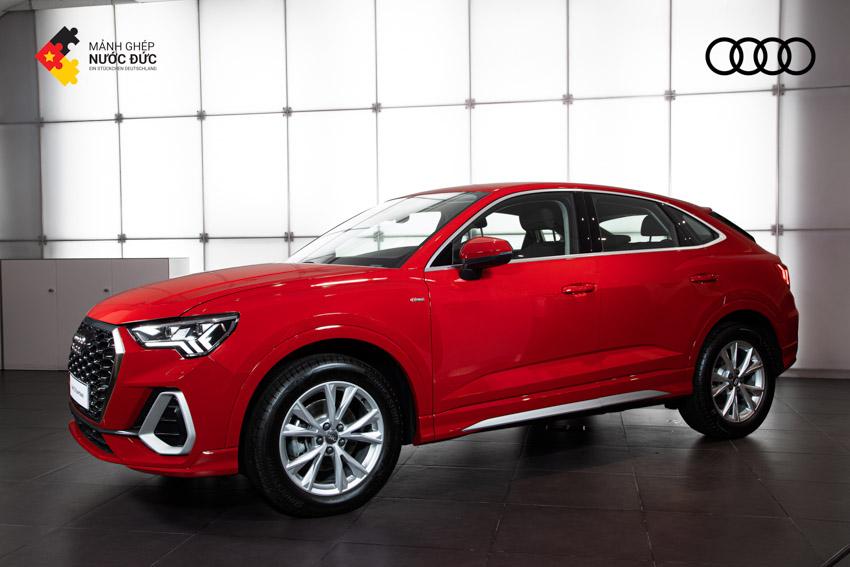 """Audi Q3 Sportback giành danh hiệu """"Autonis"""" cho hạng mục SUV nhỏ gọn 2020-5"""