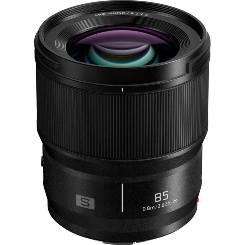 Panasonic ra mắt ống kính một tiêu cự Lumix S 85mm F1.8 cho ngàm L, cho máy ảnh full frame S Series - 4