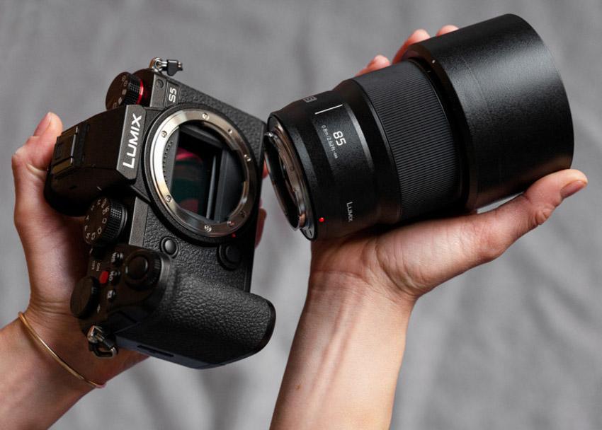 Panasonic ra mắt ống kính một tiêu cự Lumix S 85mm F1.8 cho ngàm L, cho máy ảnh full frame S Series - 6