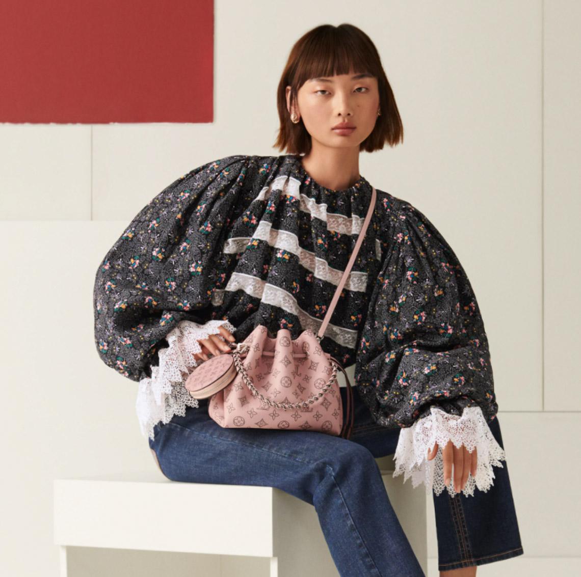 Louis Vuitton ra mắt Bella Bag, mẫu túi bucket mùa thu đông 2020 - 2