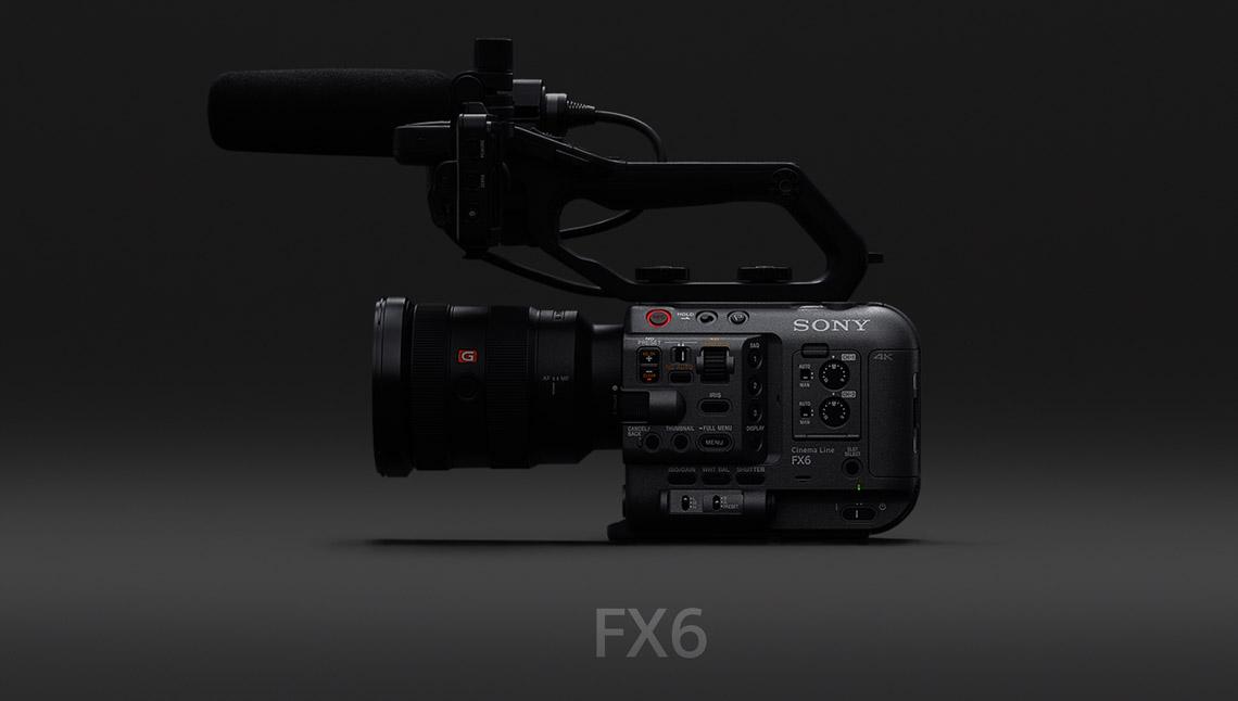 Sony ra mắt FX6 – Camera gọn nhẹ với cảm biến Full-frame-10