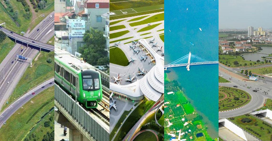 10 Công trình trọng điểm tác động lên thị trường bất động sản Việt Nam - 0