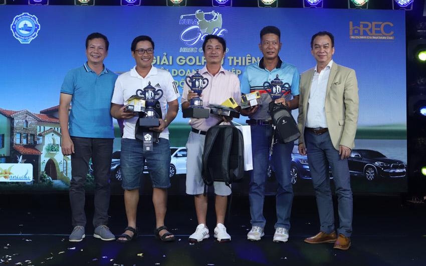 Giải Golf từ thiện HUBA & HREC 2020 quyên góp hơn hai tỷ đồng gây quỹ từ thiện-12