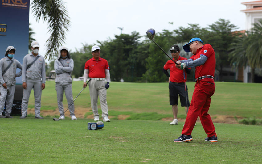 Giải Golf từ thiện HUBA & HREC 2020 quyên góp hơn hai tỷ đồng gây quỹ từ thiện - 2