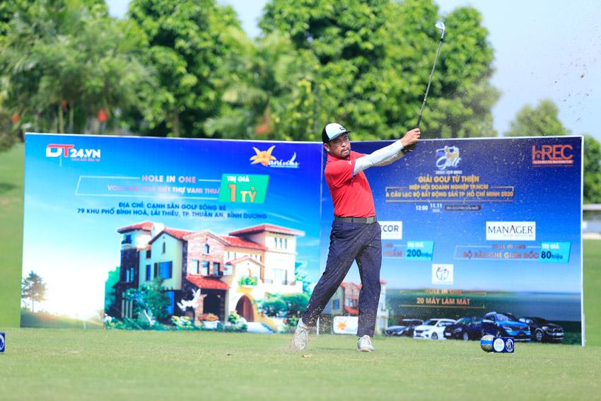 Giải Golf từ thiện HUBA & HREC 2020 quyên góp hơn hai tỷ đồng gây quỹ từ thiện - 5