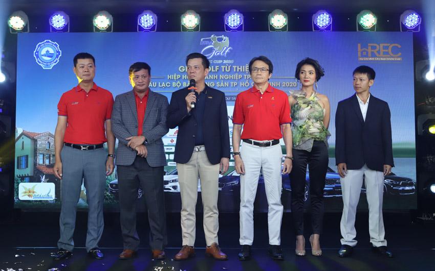Giải Golf từ thiện HUBA & HREC 2020 quyên góp hơn hai tỷ đồng gây quỹ từ thiện - 7