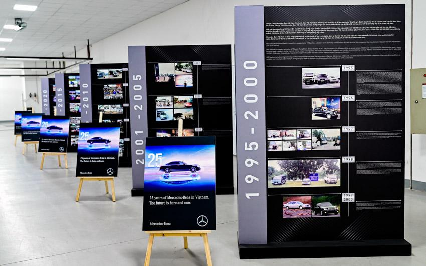 Mercedes-Benz Việt Nam kỷ niệm 25 năm thành lập - 16