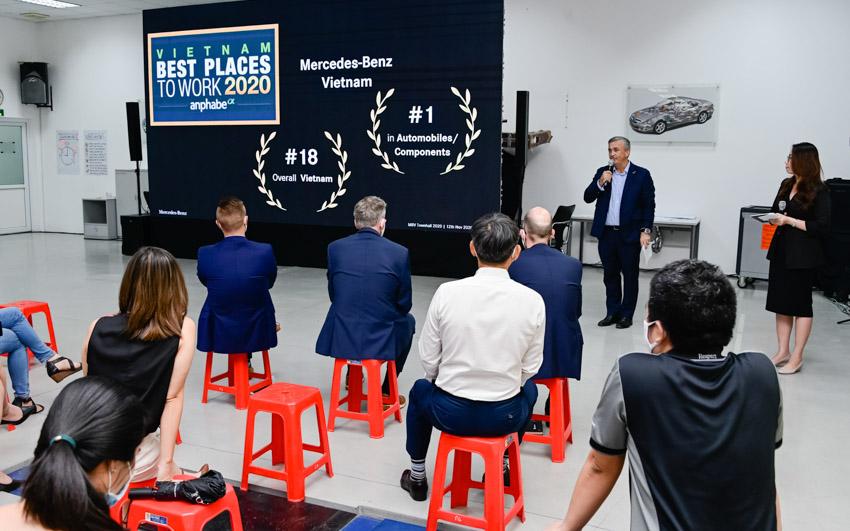 Mercedes-Benz Việt Nam kỷ niệm 25 năm thành lập - 17