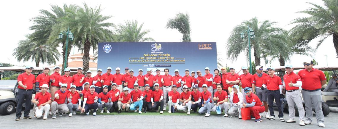 Giải Golf từ thiện HUBA & HREC 2020 quyên góp hơn hai tỷ đồng gây quỹ từ thiện-20