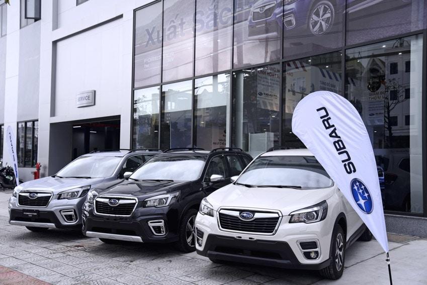 Đại lý Ủy quyền Subaru thứ 18 đi vào hoạt động tại Đà Nẵng - 4