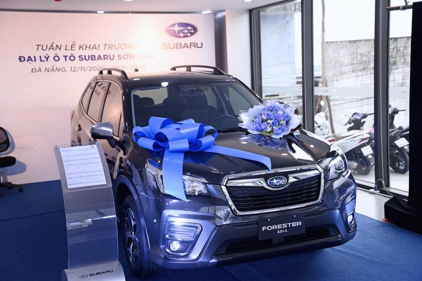 Đại lý Ủy quyền Subaru thứ 18 đi vào hoạt động tại Đà Nẵng - 5