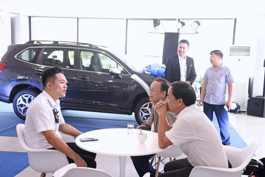 Đại lý Ủy quyền Subaru thứ 18 đi vào hoạt động tại Đà Nẵng - 3 ]6