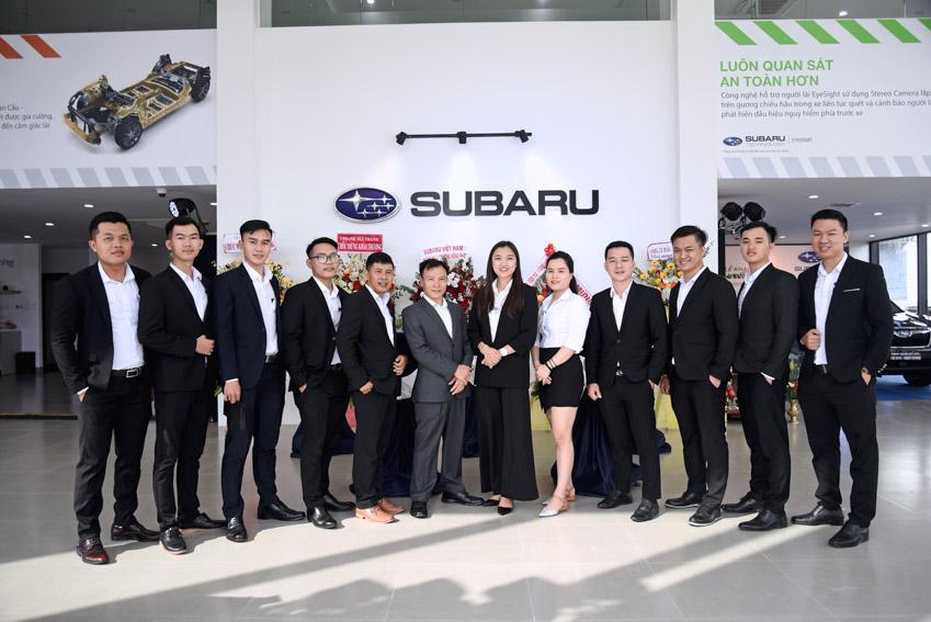 Đại lý Ủy quyền Subaru thứ 18 đi vào hoạt động tại Đà Nẵng - 37