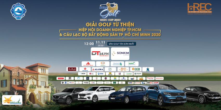 Giải Golf từ thiện HUBA & HREC 2020 quyên góp hơn hai tỷ đồng gây quỹ từ thiện-19