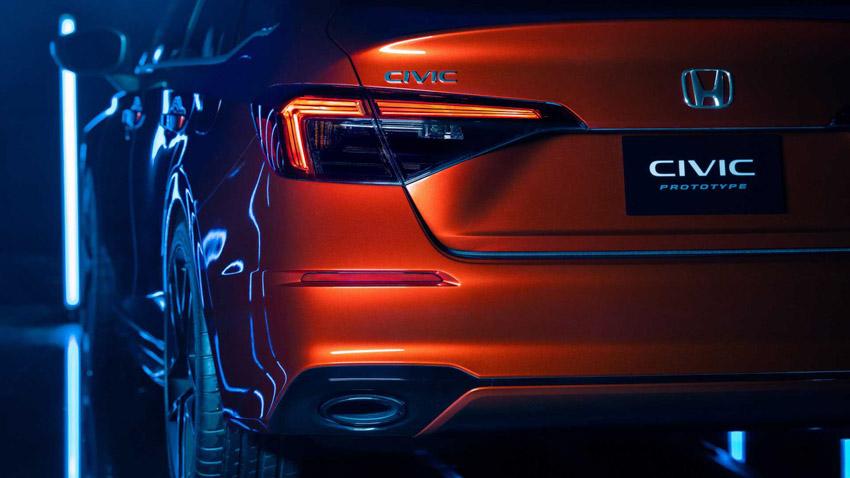 Honda Civic 2022 thế hệ mới, vẫn mạnh mẽ nhưng phong cách lịch lãm đến bất ngờ-11