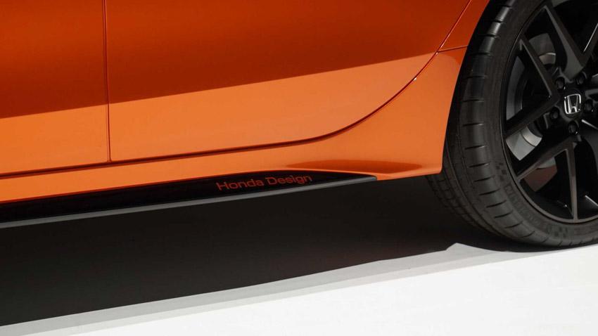 Honda Civic 2022 thế hệ mới, vẫn mạnh mẽ nhưng phong cách lịch lãm đến bất ngờ-15