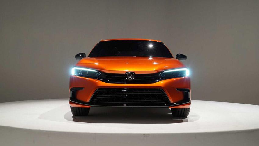 Honda Civic 2022 thế hệ mới, vẫn mạnh mẽ nhưng phong cách lịch lãm đến bất ngờ-25