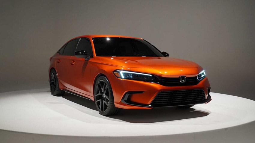 Honda Civic 2022 thế hệ mới, vẫn mạnh mẽ nhưng phong cách lịch lãm đến bất ngờ-26