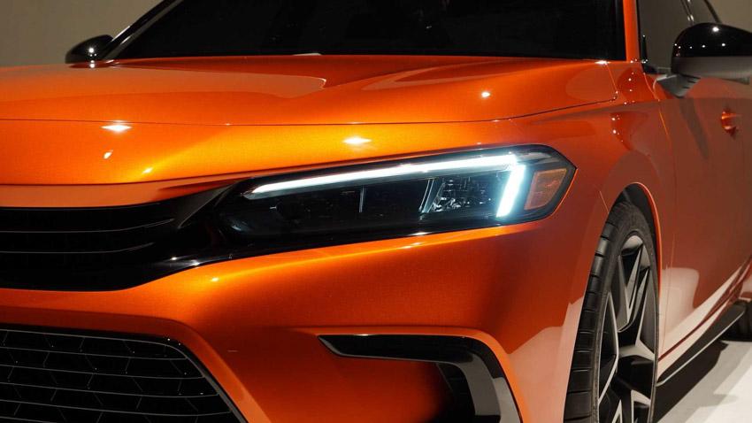 Honda Civic 2022 thế hệ mới, vẫn mạnh mẽ nhưng phong cách lịch lãm đến bất ngờ-6