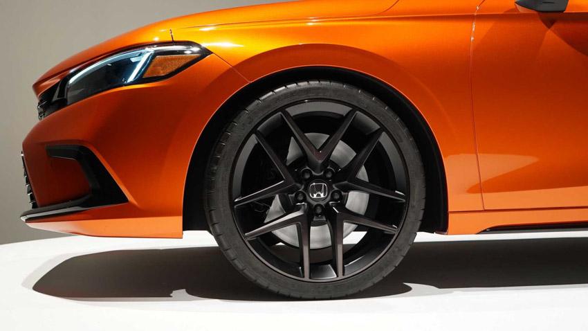 Honda Civic 2022 thế hệ mới, vẫn mạnh mẽ nhưng phong cách lịch lãm đến bất ngờ-8