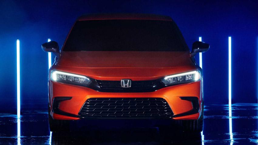 Honda Civic 2022 thế hệ mới, vẫn mạnh mẽ nhưng phong cách lịch lãm đến bất ngờ-9