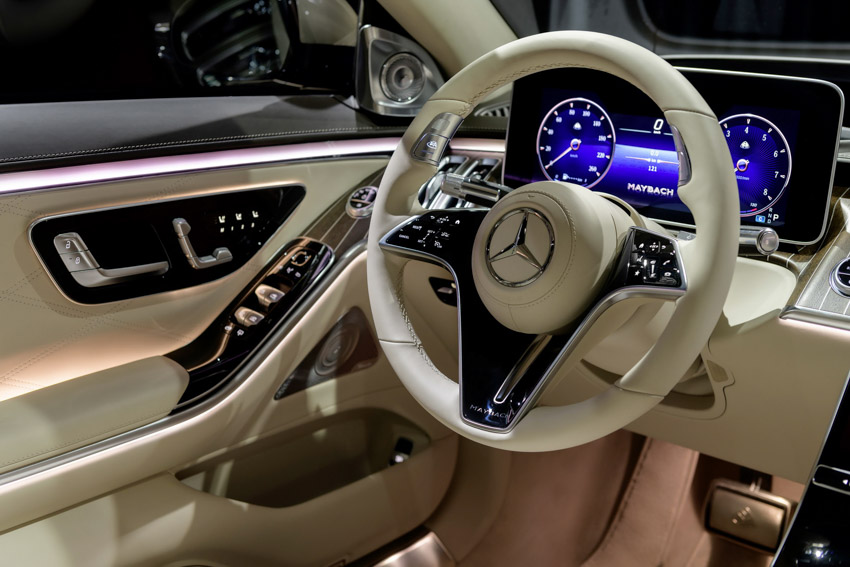 Ra mắt xe siêu sang Mercedes-Maybach S-Class 2021-10