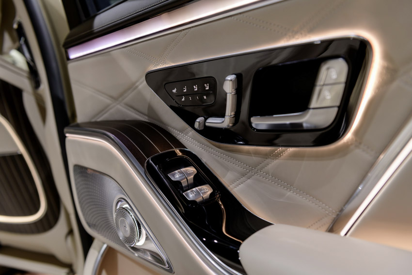 Ra mắt xe siêu sang Mercedes-Maybach S-Class 2021-11