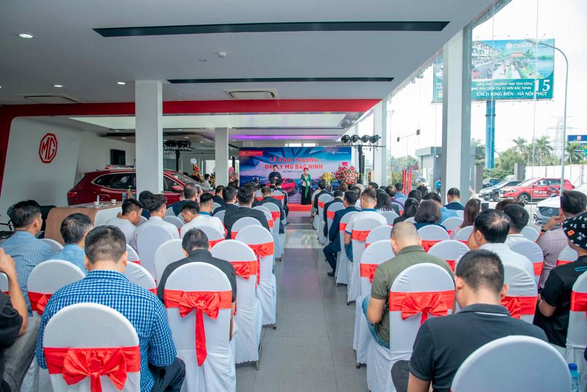 MG Bắc Ninh chính thức khai trương, nâng tổng số Đại lý MG Việt Nam lên 6 Đại lý - 2