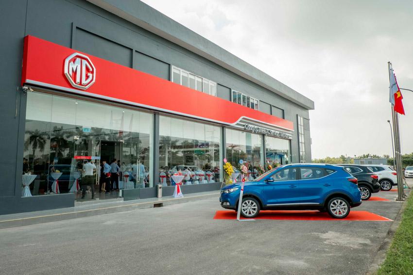 MG Bắc Ninh chính thức khai trương, nâng tổng số Đại lý MG Việt Nam lên 6 Đại lý-3