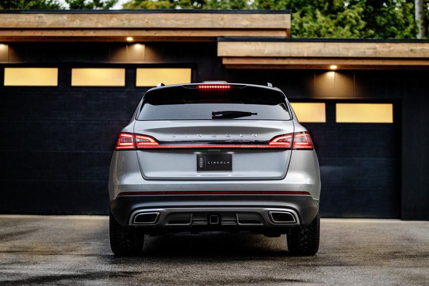 """Lincoln Nautilus 2021 cú """"lột xác"""" đầy ngoạn mục, cạnh tranh Lexus GX 460 - 10"""