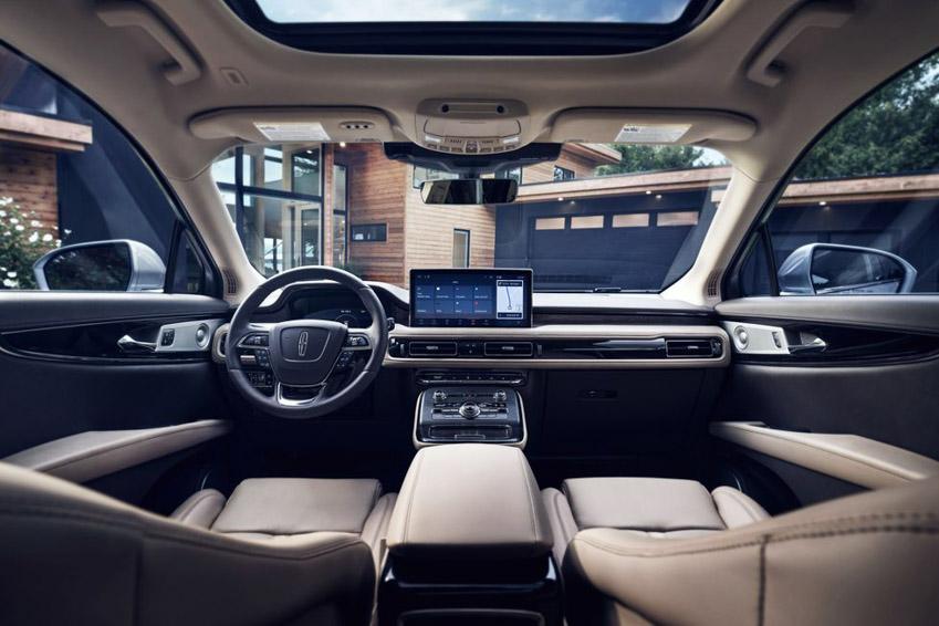 """Lincoln Nautilus 2021 cú """"lột xác"""" đầy ngoạn mục, cạnh tranh Lexus GX 460 - 14"""