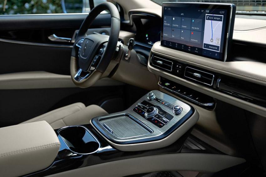 """Lincoln Nautilus 2021 cú """"lột xác"""" đầy ngoạn mục, cạnh tranh Lexus GX 460 - 16"""