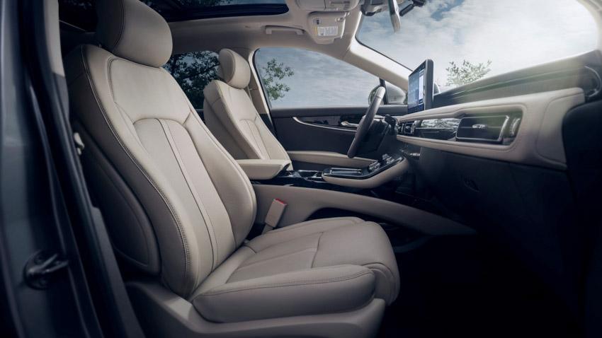 """Lincoln Nautilus 2021 cú """"lột xác"""" đầy ngoạn mục, cạnh tranh Lexus GX 460 - 6"""