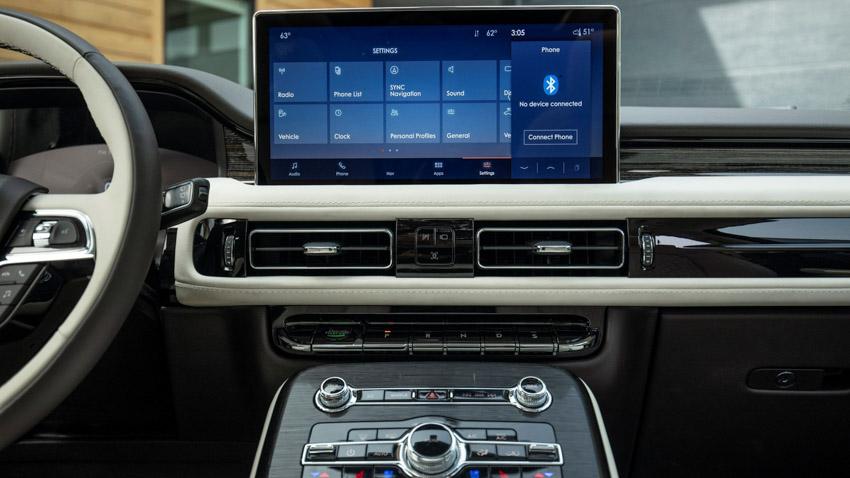 """Lincoln Nautilus 2021 cú """"lột xác"""" đầy ngoạn mục, cạnh tranh Lexus GX 460 - 8"""
