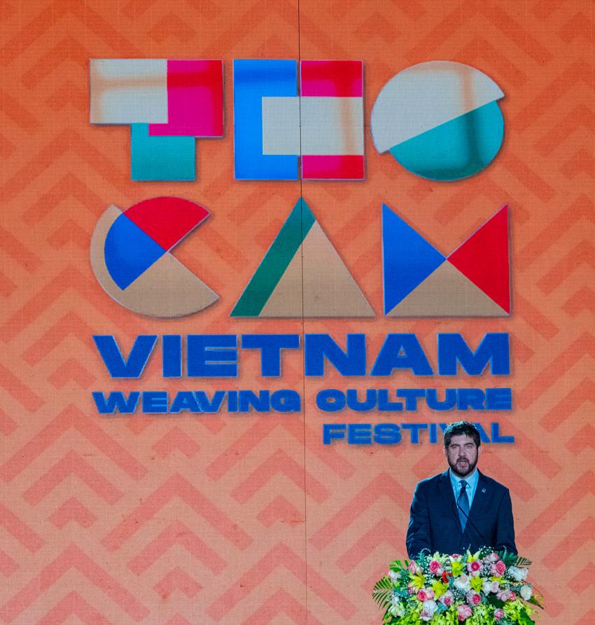 Đắk Nông đón nhận danh hiệu Công viên địa chất toàn cầu, khai mạc Lễ hội Thổ cẩm Việt Nam lần 2 - 12