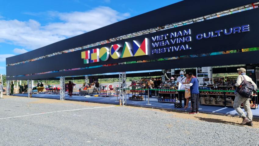 Đắk Nông đón nhận danh hiệu Công viên địa chất toàn cầu, khai mạc Lễ hội Thổ cẩm Việt Nam lần 2-30