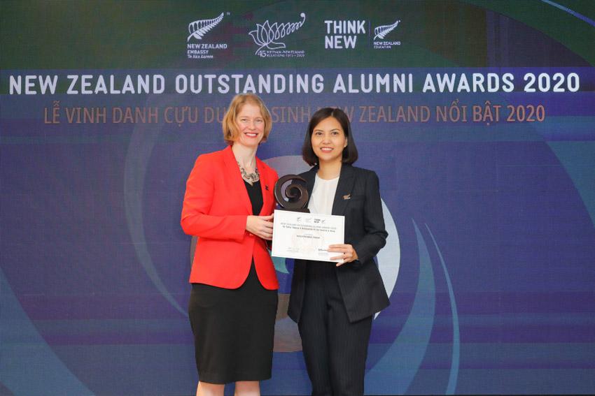 Sáu cá nhân ưu tú này đã thụ hưởng nền giáo dục đẳng cấp thế giới của New Zealand, đạt được những thành công trong sự nghiệp và tích cực đóng góp cho xã hội. - 5