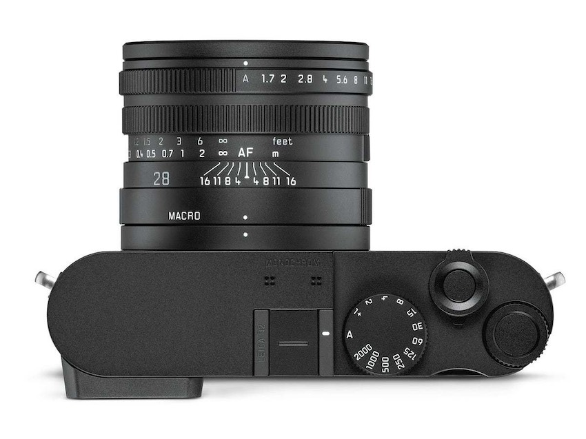 Leica Q2 Monochrom ra mắt: Cảm biến đơn sắc 47MP - 3