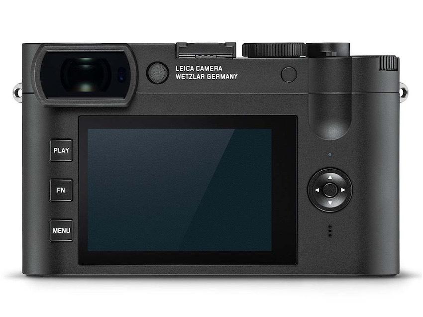 Leica Q2 Monochrom ra mắt: Cảm biến đơn sắc 47MP - 4