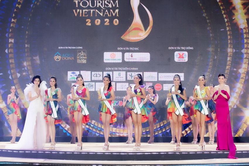 Đêm chung kết Miss Tourism Vietnam 2020 bất ngờ với kết quả chưa từng có 001
