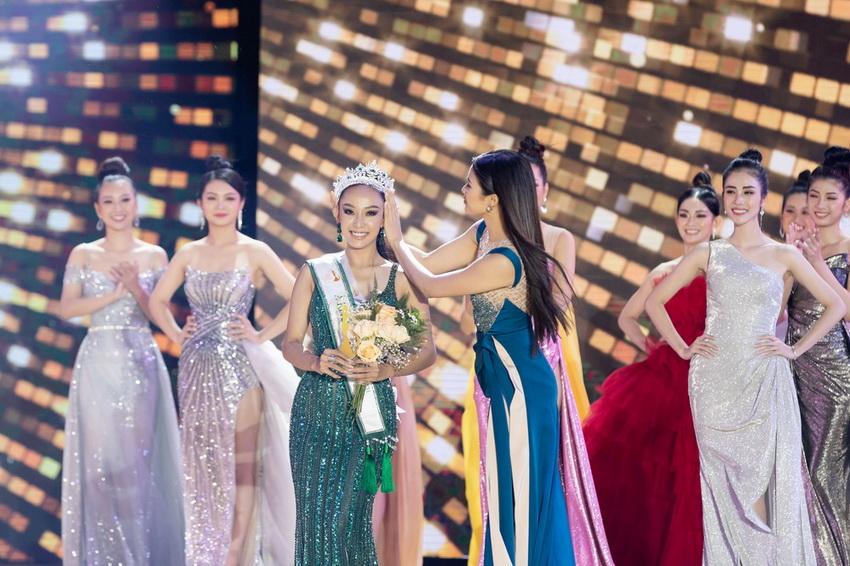 Đêm chung kết Miss Tourism Vietnam 2020 bất ngờ với kết quả chưa từng có 009