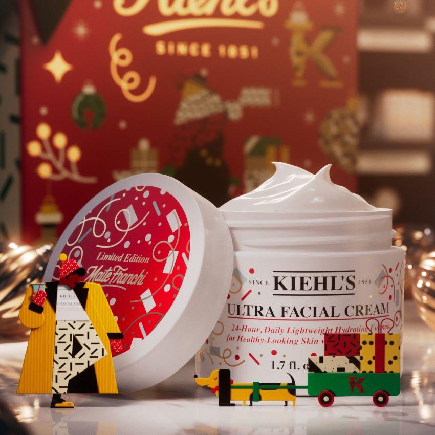 bộ sưu tập Kiehl's