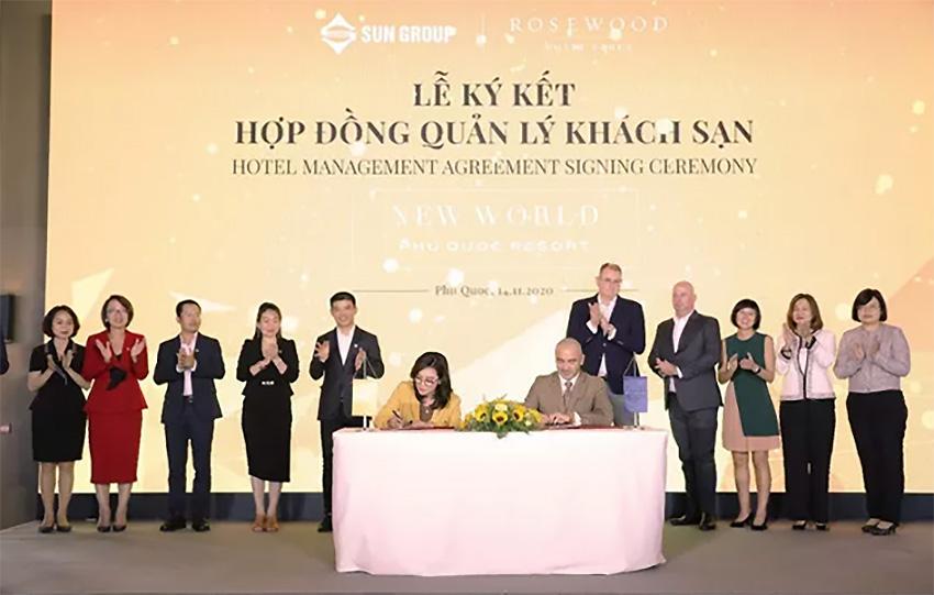 Rosewood Hotel Group sẽ quản lý Khu nghỉ dưỡng New World Phu Quoc Resort phía Nam Phú Quốc - 2