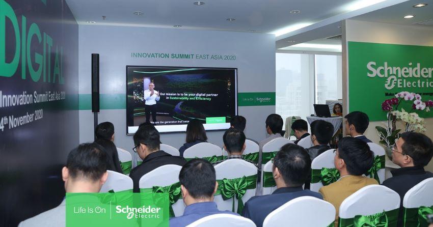 Schneider Innovation Summit East Asia