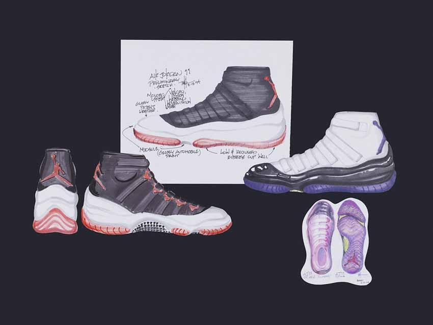 Nike ra mắt mẫu giày thể thao Air Jordan 11 Adapt tự động cột dây -3
