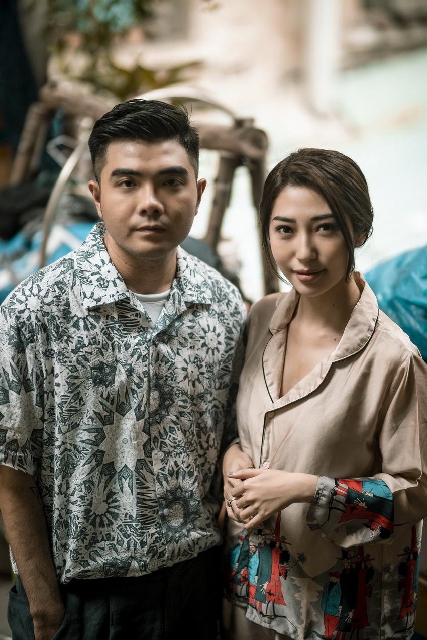 Khổng Tú Quỳnh bị Huy Khánh tát tay trong MV mới của Hoài Lâm 003
