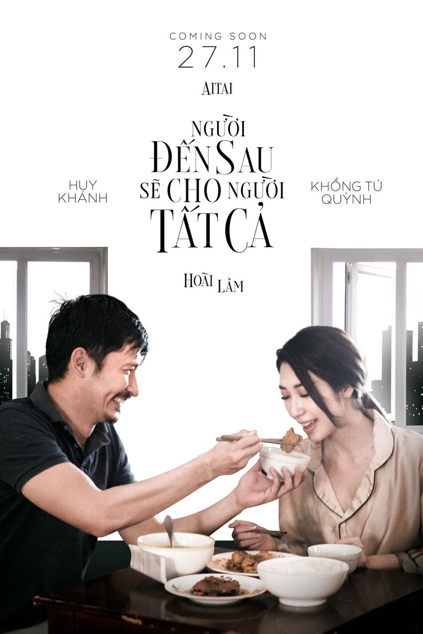Khổng Tú Quỳnh bị Huy Khánh tát tay trong MV mới của Hoài Lâm 005
