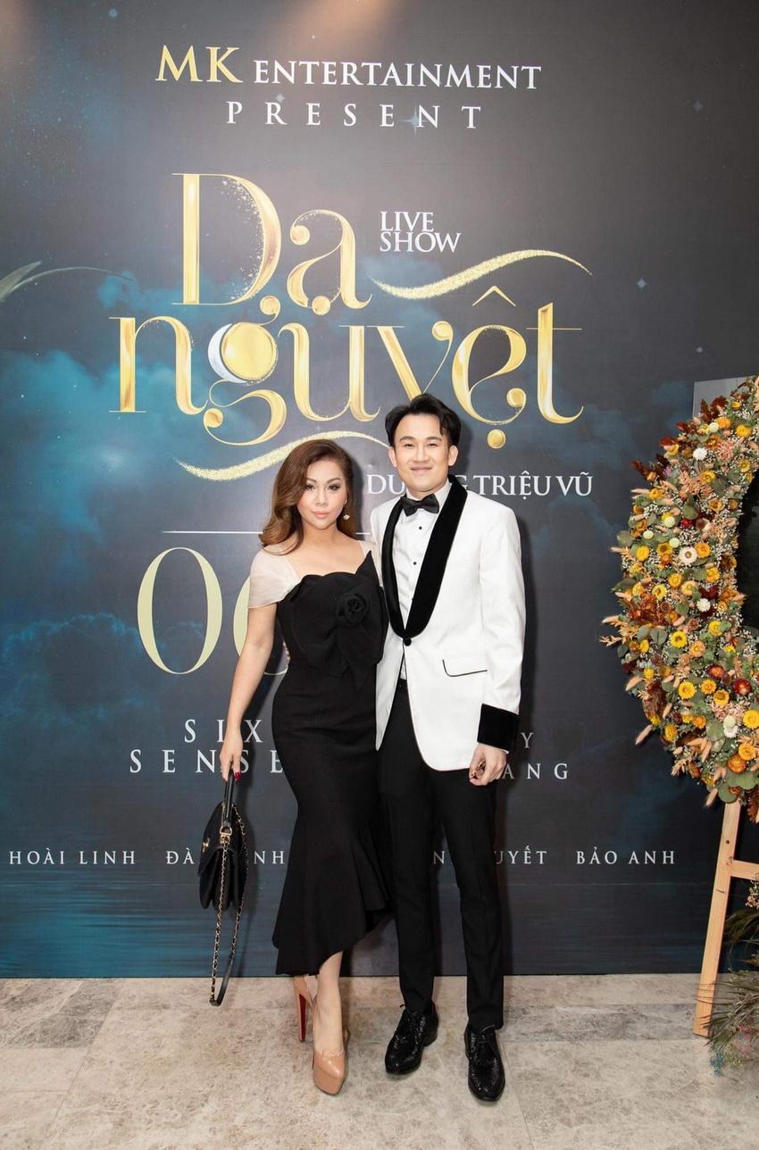 Liveshow Dương Triệu Vũ có mức giá cao nhất lên đến100 triệu đồng 1 cặp 005