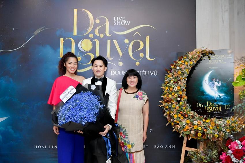 Liveshow Dương Triệu Vũ có mức giá cao nhất lên đến100 triệu đồng 1 cặp 008